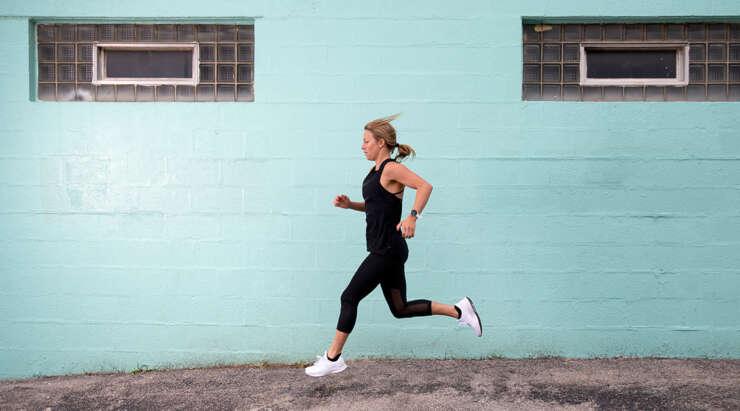 Ziele im Blick?! Fitnessberichte von Garmin